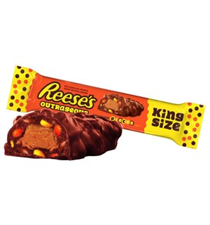Reeses Outrageous King Size - 84g