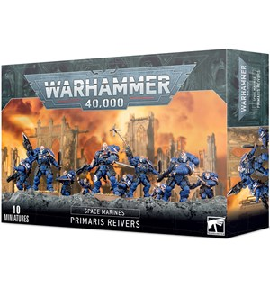 Space Marines Primaris Reivers Warhammer 40K