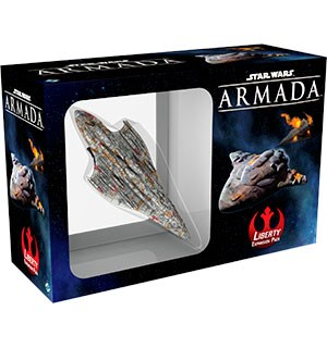 Star Wars Armada Liberty Expansion Utvidelse til Star Wars Armada