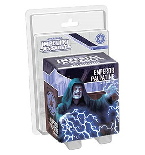 Star Wars IA Emperor Palpatine Exp Utvidelse til Star Wars Imperial Assault