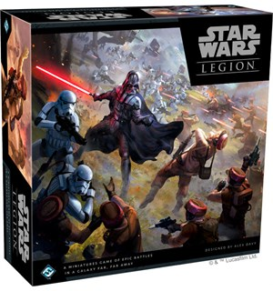 Star Wars Legion Brettspill
