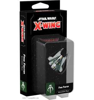 Star Wars X-Wing Fang Fighter Utvidelse til Star Wars X-Wing 2nd Ed