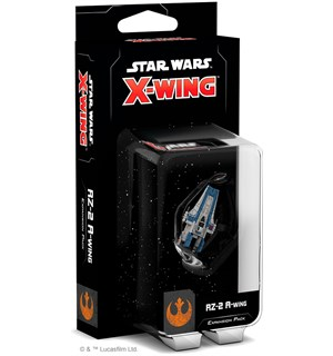Star Wars X-Wing RZ-2 A-Wing Exp Utvidelse til Star Wars X-Wing 2nd Ed