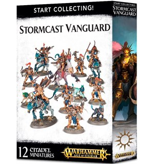 Stormcast Vanguard Start Collecting Warhammer Age of Sigmar