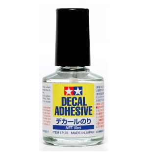 Tamiya Decal Adhesive - 10ml