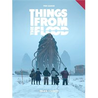 Things From the Flood RPG Core Rulebook Frittstående bok - Tales From the Loop