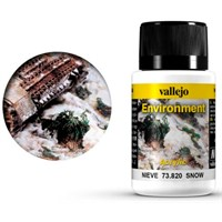 Vallejo Environment Snow - 40ml