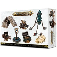 Age of Sigmar Shattered Dominion Objecti Warhammer Age of Sigmar Objectives