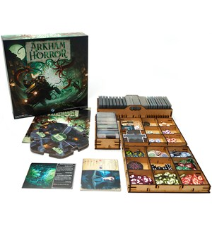 Arkham Horror Third Edition Insert