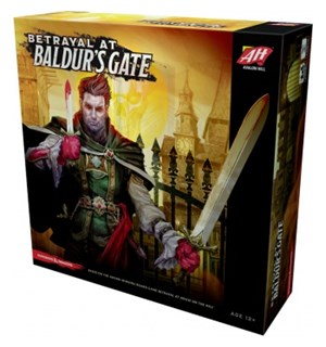 Betrayal at Baldurs Gate Brettspill