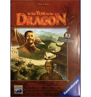In the Year of the Dragon Brettspill 10th Anniversary Edition