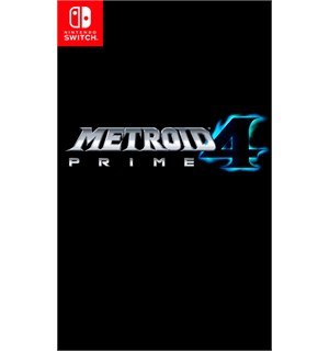 Metroid Prime 4 Switch