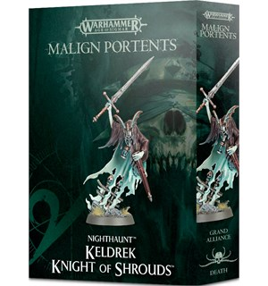 Nighthaunt Keldrek Knight of Shrouds Warhammer Age of Sigmar