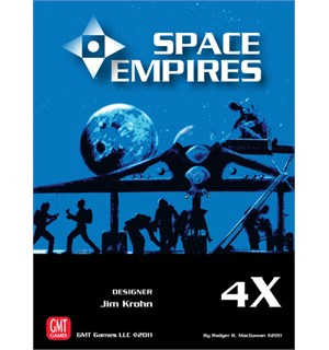 Space Empires 4X 4th Printing