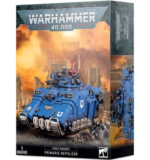 Space Marines Primaris Repulsor Warhammer 40K