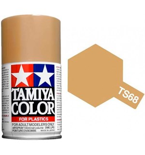 Tamiya Airspray TS-68 Wooden Deck Tan Tamiya 85068 - 100ml