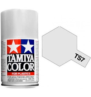 Tamiya Airspray TS-7 Racing White Tamiya 85005 - 100ml