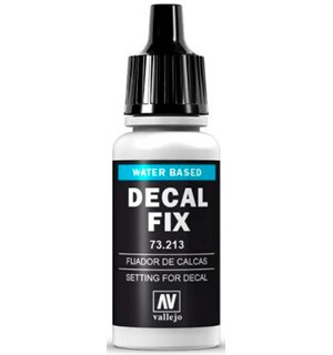 Vallejo Decal Fix - 17ml