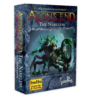Aeons End Nameless Expansion Utvidelse til Aeons End Second Edition