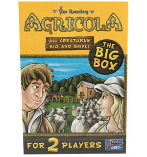 Agricola All Creatures Big/Small Big Box Big & Small