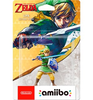 Amiibo Figur Link Skyward Sword The Legend of Zelda Collection