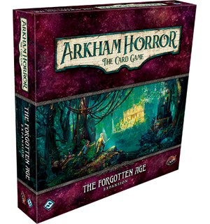 Arkham Horror TCG Forgotten Age Exp Utvidelse til Arkham Horror Card Game