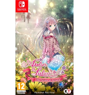 Atelier Lulua The Scion of Arland Switch