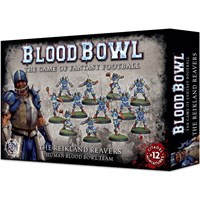 Blood Bowl Team The Reikland Reavers Human Blood Bowl Team
