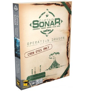 Captain Sonar Operation Dragon Expansion Utvidelse til Captain Sonar