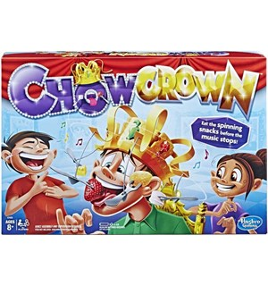 Chow Crown Brettspill Norsk utgave