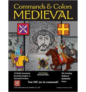 Commands & Colors Medieval Brettspill