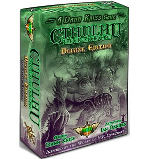 Cthulhu Great Old One Deluxe Kortspill