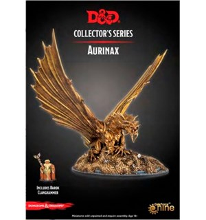 D&D Figur Coll. Series Aurinax - 22 cm Dungeons & Dragons Collectors Series