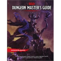 D&D Rules Dungeon Masters Guide Dungeons & Dragons
