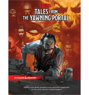 D&D Suppl. Tales From the Yawning Portal Dungeons & Dragons Supplement
