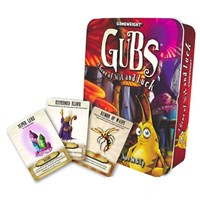 GUBS Kortspill A Game of Wits and Luck