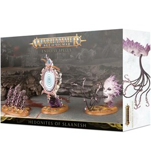 Hedonites of Slaanesh Endless Spells Warhammer Age of Sigmar