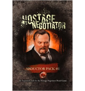 Hostage Negotiator Abductor Pack 1 Utvidelse til Hostage Negotiator