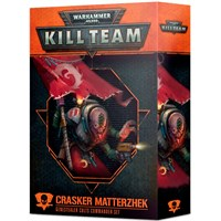 Kill Team Commander Crasker Matterzhek Warhammer 40K