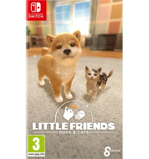 Little Friends Dogs & Cats Switch