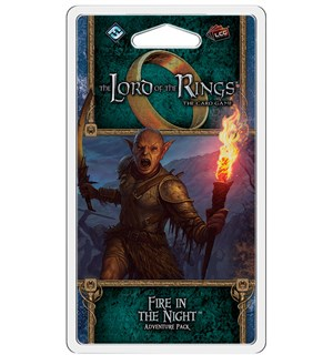 LotR TCG Fire in the Night Expansion Utvidelse Lord of the Rings Card Game