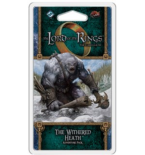 LotR TCG The Withered Heath Exp Utvidelse Lord of the Rings Card Game