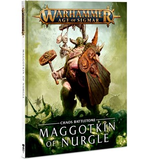 Maggotkin of Nurgle Battletome Warhammer Age of Sigmar