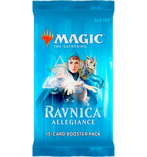Magic Ravnica Allegiance Booster