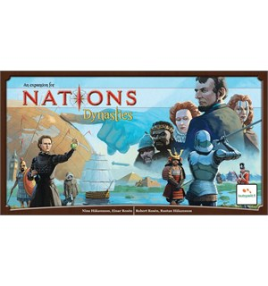 Nations Dynasties Expansion Utvidelse til Nations