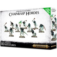 Nighthaunt Chainrasp Hordes ETB Warhammer Age of Sigmar Easy to Build