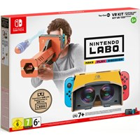 Nintendo Labo VR Kit Start Set/Blaster For Nintendo Switch - Flott startpakke
