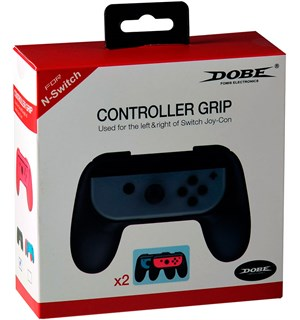 Nintendo Switch Joy-Con Controller Grip 2 stk - For venstre- og høyre Joy-Con