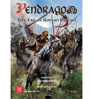 Pendragon Brettspill The Fall of Roman Britain