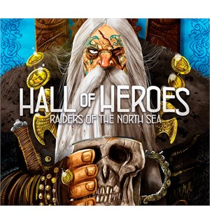 Raiders of the North Sea Hall of Heroes Utvidelse til Raiders of the North Sea
